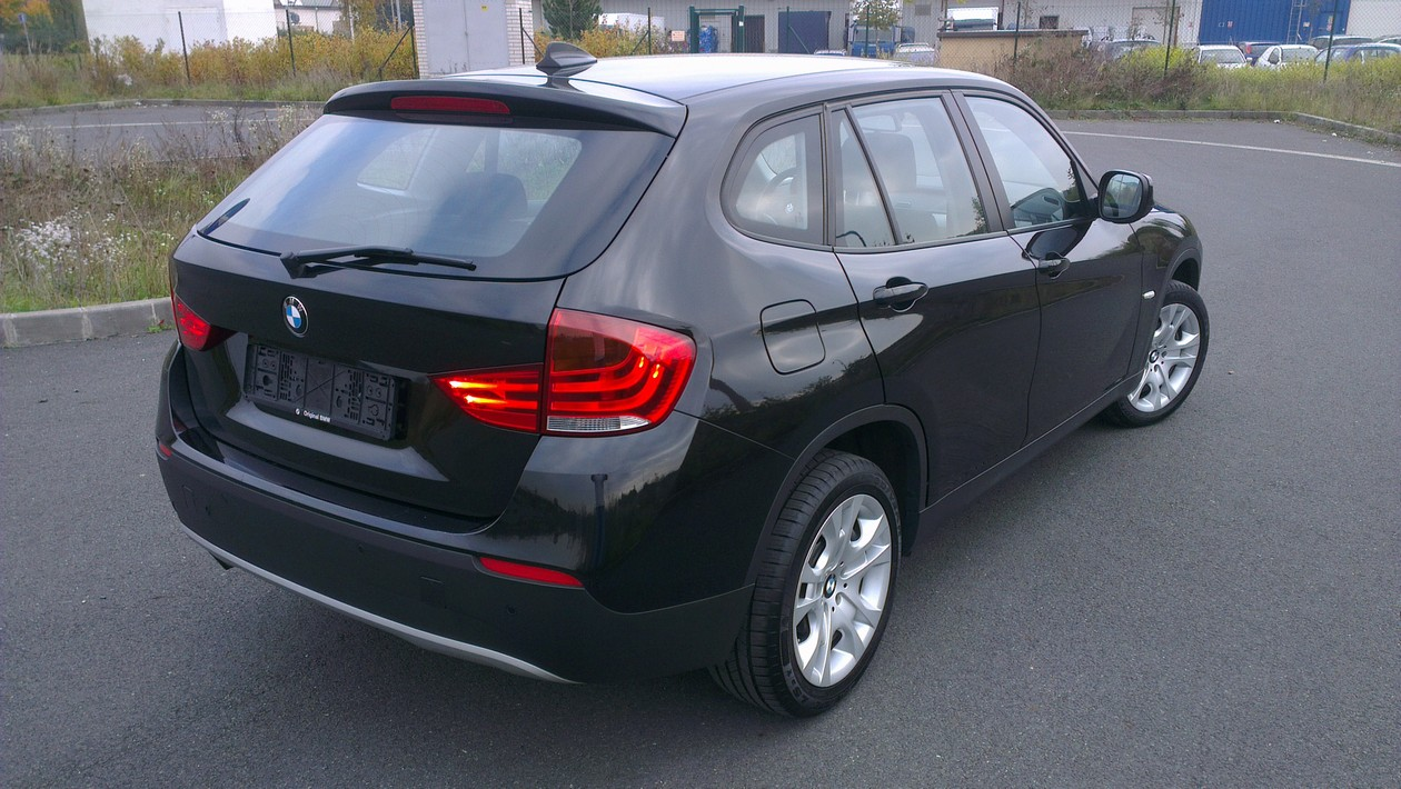 bmw x1 xdrive 18d euroauta. Black Bedroom Furniture Sets. Home Design Ideas