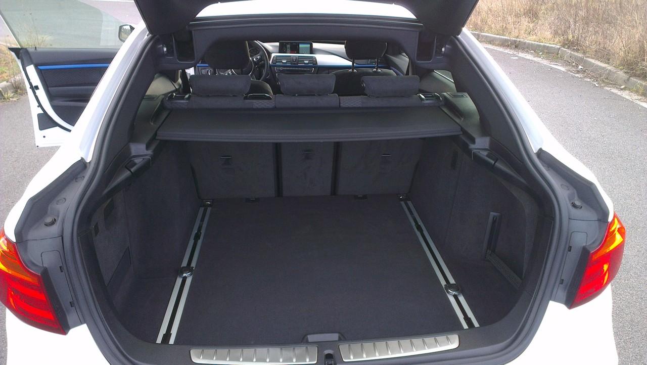 BMW 320D GT Xdrive   EuroAuta