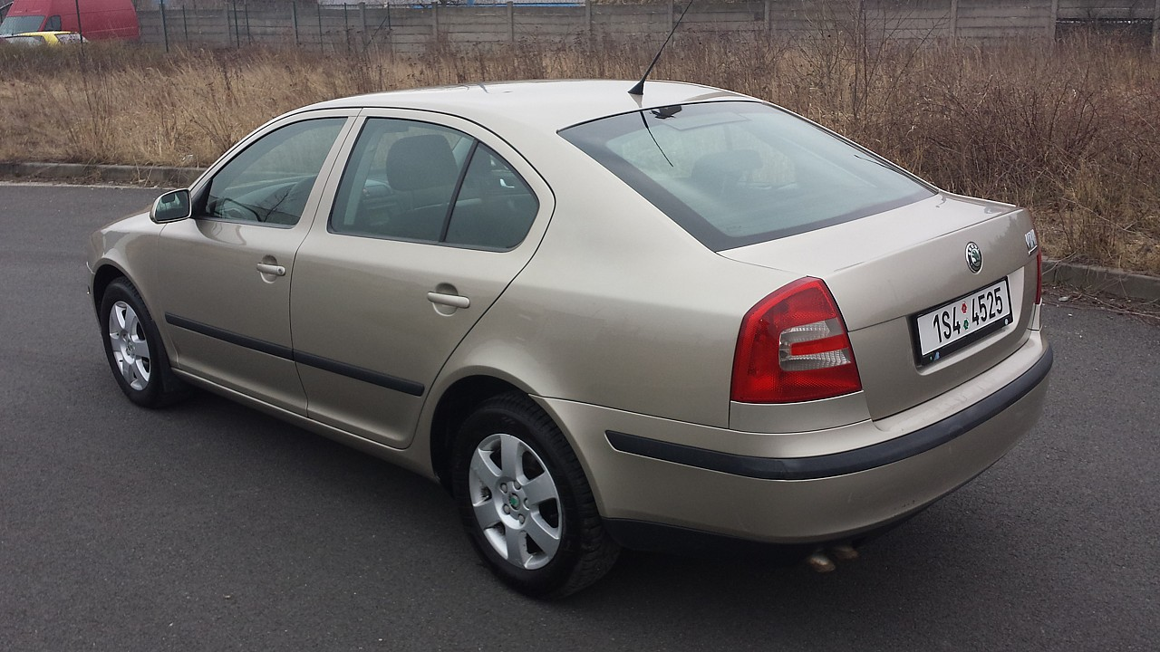 (Čeština) Škoda Octavia 1.9 TDI | EuroAuta